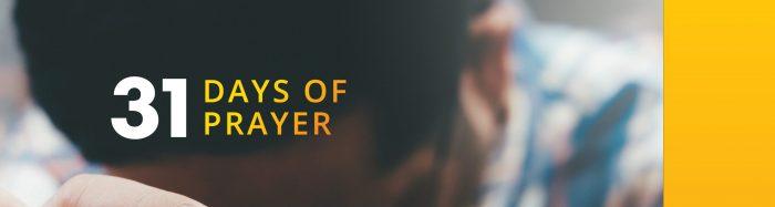 Month of Prayer January 2021 - Social Media 7
